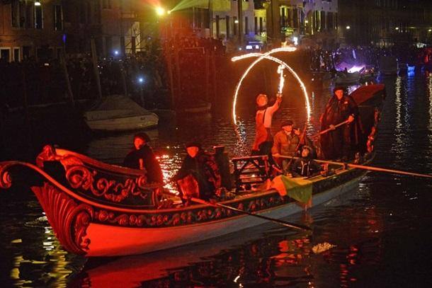 Венецианский карнавал в самом разгаре (ФОТО)|В дороге - сайт о путешествиях и приключениях
