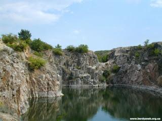 В Запорожской области обнаружили красивейшее неизвестное озеро|В дороге - сайт о путешествиях и приключениях