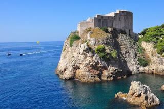 Понырять со скал в Дубровнике|В дороге - сайт о путешествиях и приключениях