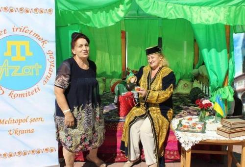 В Мелитополе прошел фестиваль национальных культур|В дороге - сайт о путешествиях и приключениях