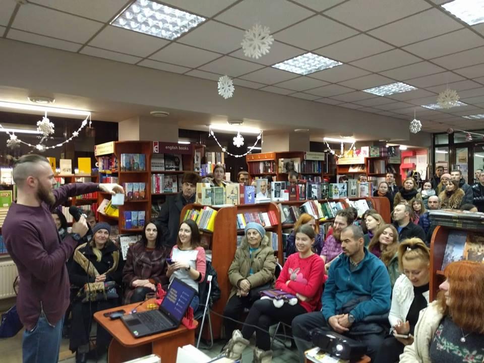 Киевский путешественник рассказал запорожцам, как за 100 евро увидеть сердце Норвегии|В дороге - сайт о путешествиях и приключениях
