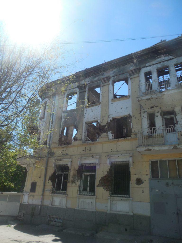 Мой город - Моє місто Мариуполь|В дороге - сайт о путешествиях и приключениях